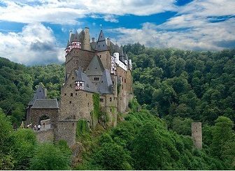Haunted Eltz Castle
