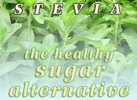 Stevia all natural sweetner
