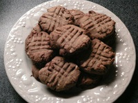 Sugar Free Peanut Butter Cookies Recipe